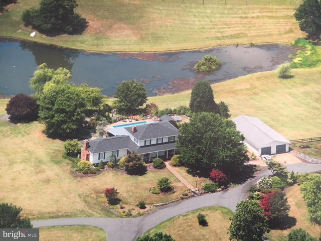 Farm for Sale at 16562 Reva Rd Reva, Virginia 22735 United States