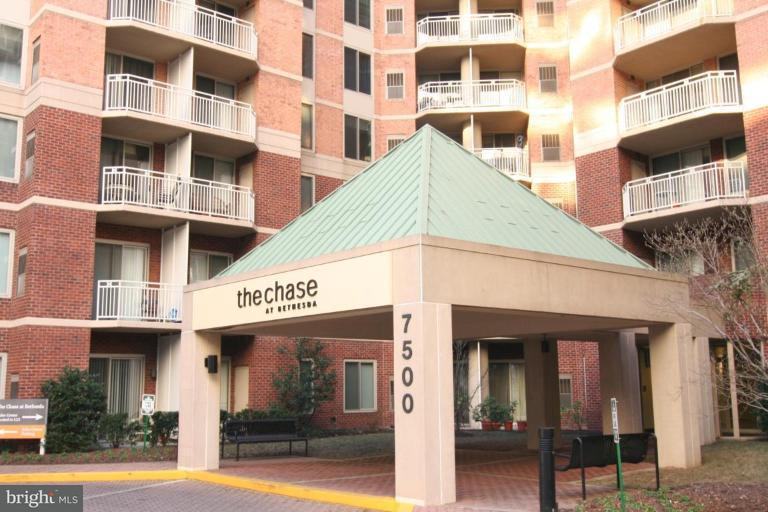 Condominium for Sale at 7500 Woodmont Ave #S1115 7500 Woodmont Ave #S1115 Bethesda, Maryland 20814 United States