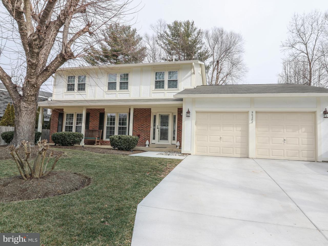 Casa Unifamiliar por un Venta en 9628 Shipwright Drive 9628 Shipwright Drive Burke, Virginia 22015 Estados Unidos