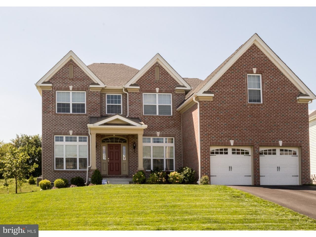 Einfamilienhaus für Verkauf beim 1241 CAITLIN WAY New Castle, Delaware 19720 Vereinigte Staaten