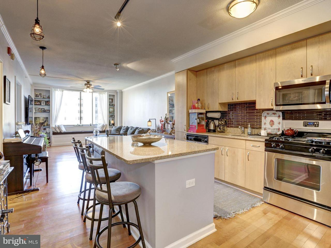 Condominium for Rent at 440 L St NW #612 Washington, District Of Columbia 20001 United States