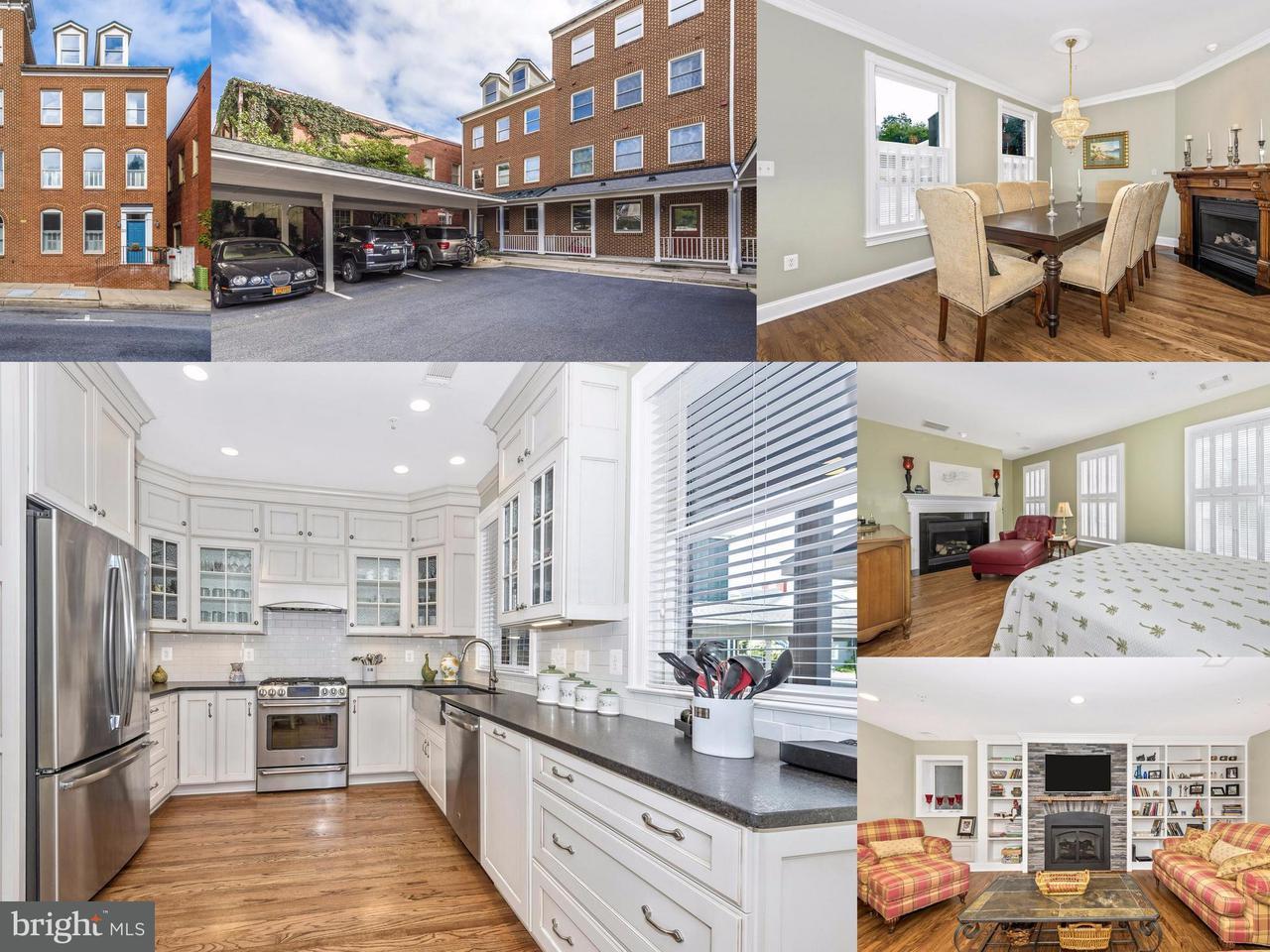 Stadthaus für Verkauf beim 123 Market St S 123 Market St S Frederick, Maryland 21701 Vereinigte Staaten