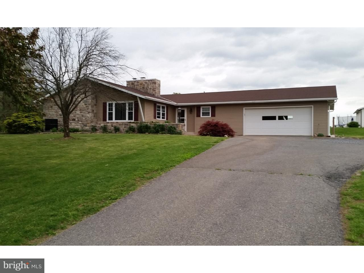 Single Family Home for Sale at 99 MAIN Street Oley, Pennsylvania 19547 United States