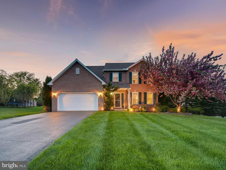 Single Family for Sale at 218 Highland Dr Shrewsbury, Pennsylvania 17361 United States