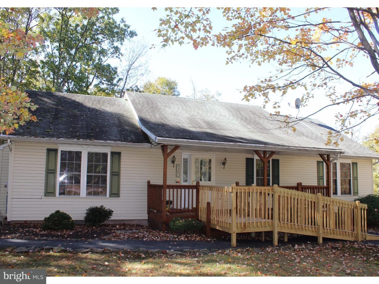 Maison unifamiliale pour l Vente à 291 W SPRING MOUNTAIN Drive Zion Grove, Pennsylvanie 18242 États-Unis