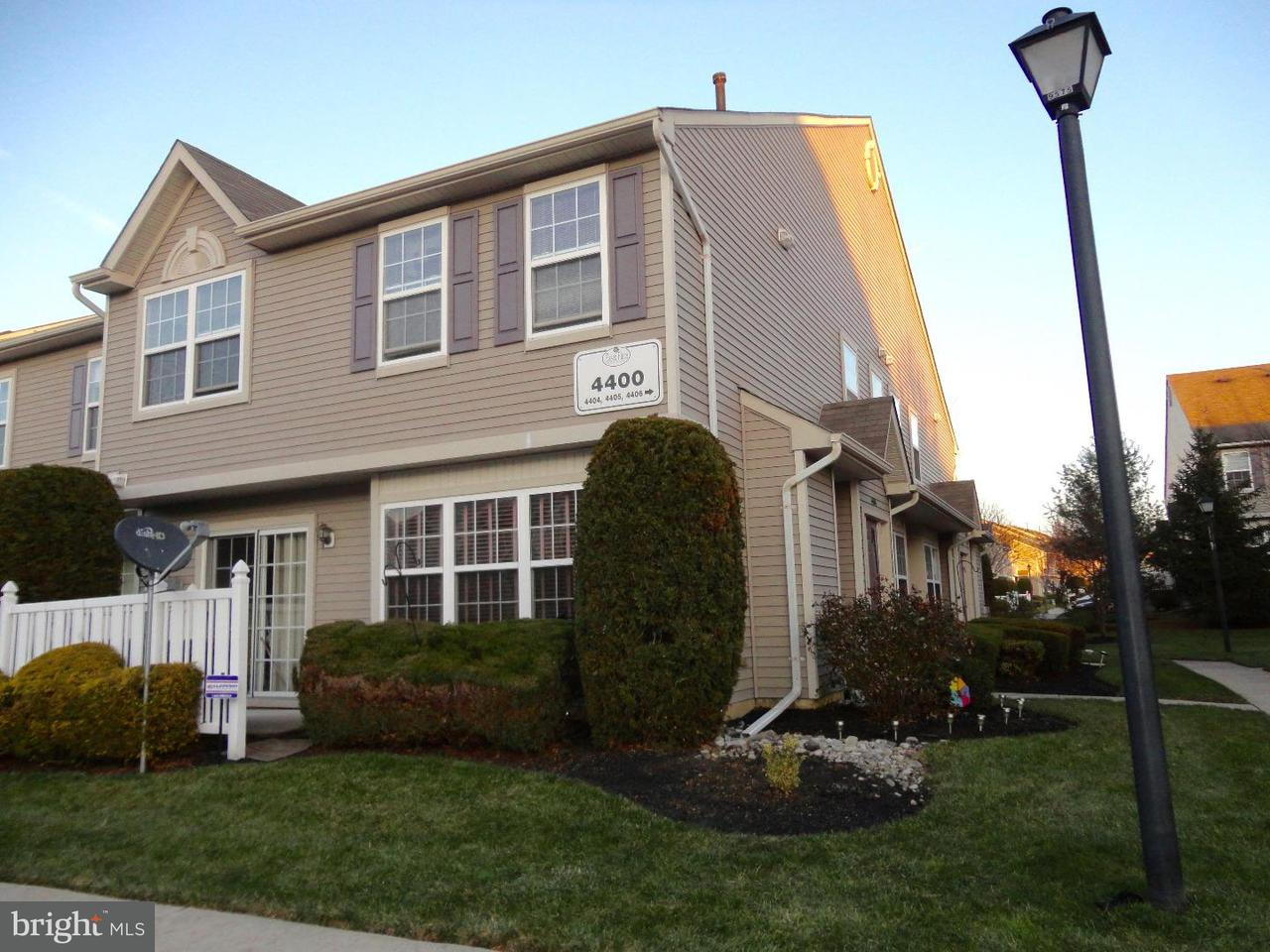 Townhouse for Rent at 4404 GRENWICH Lane Mount Laurel, New Jersey 08054 United States