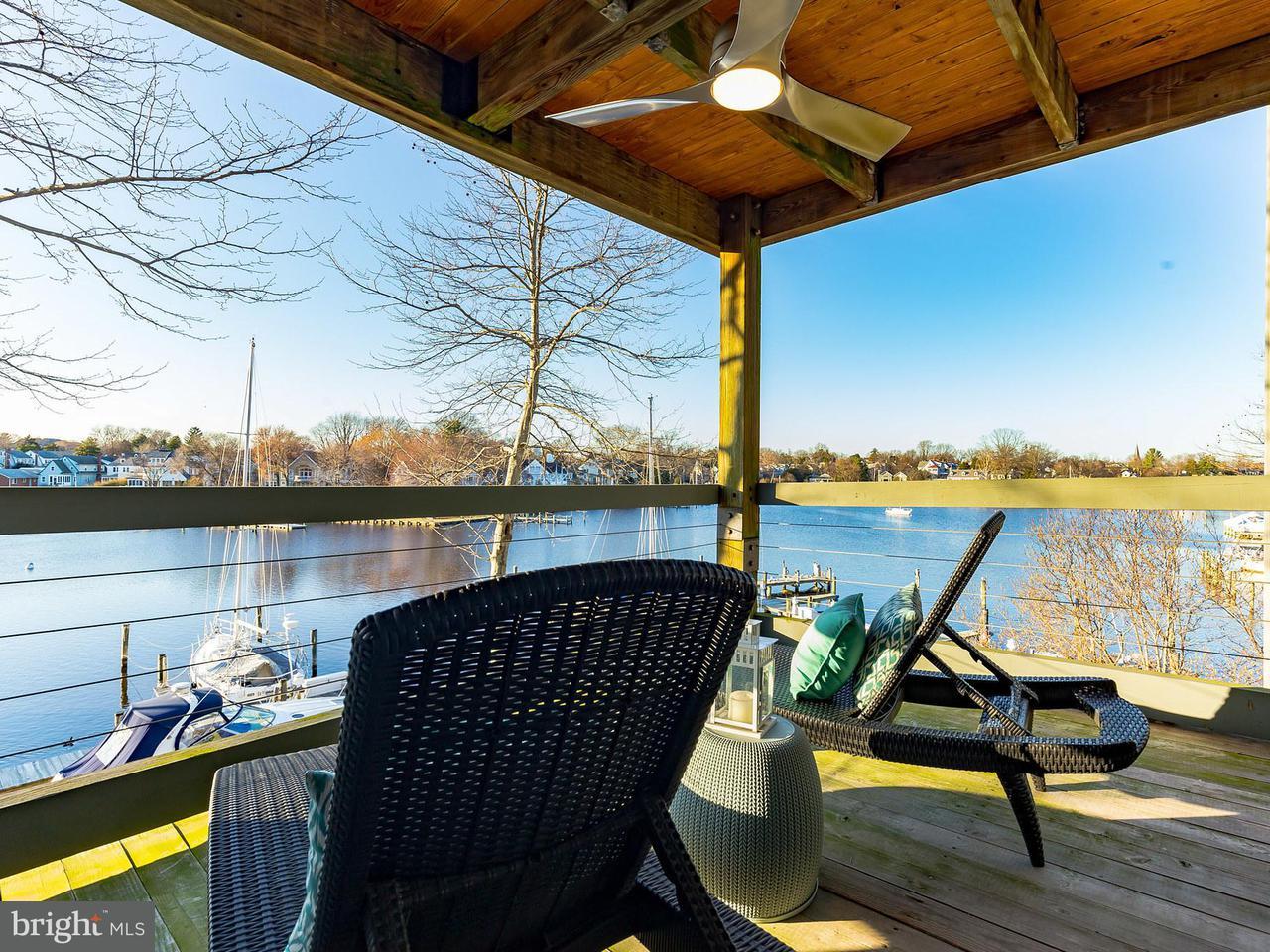 Condominium for Sale at 16 Spa Creek Lndg #A3 16 Spa Creek Lndg #A3 Annapolis, Maryland 21403 United States