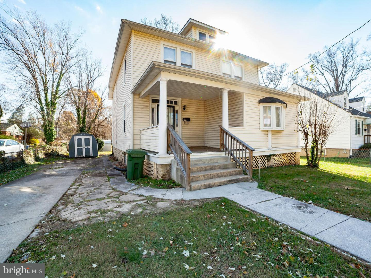 Single Family for Sale at 3803n Rogers Ave Baltimore, Maryland 21207 United States