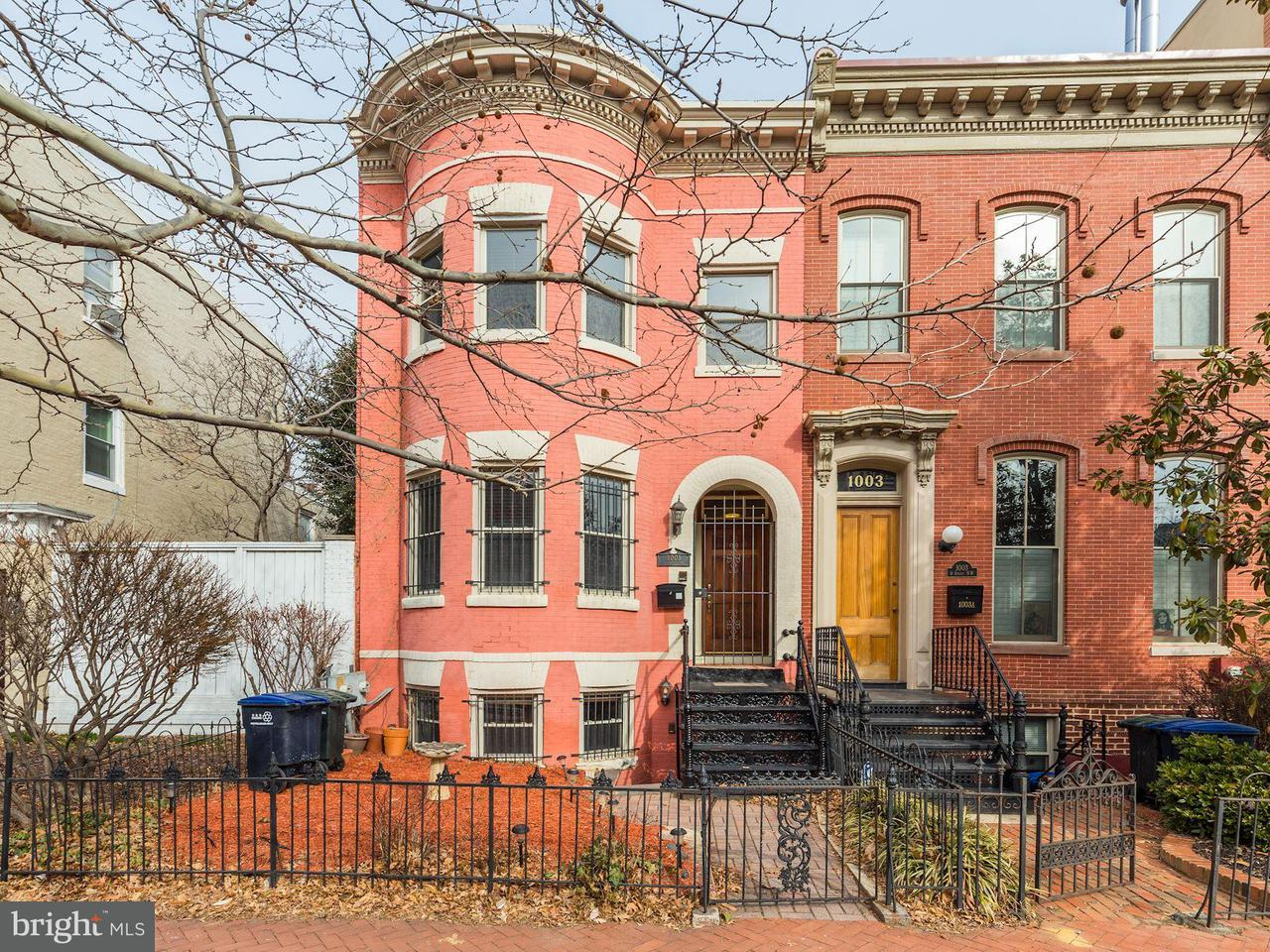 Single Family for Sale at 1005 O St NW Washington, District Of Columbia 20001 United States