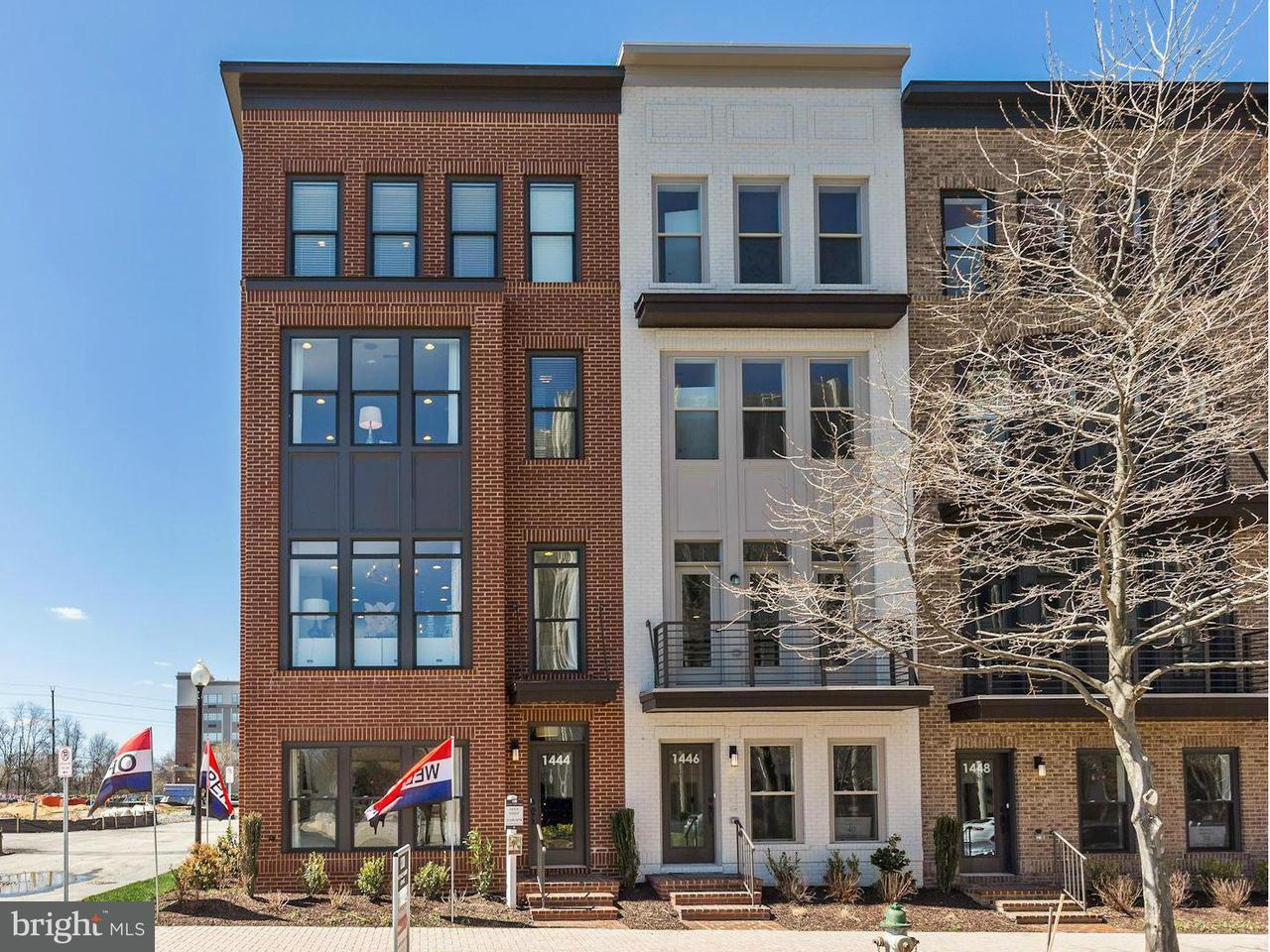 Townhouse for Sale at 1438 Piccard Drive 1438 Piccard Drive Rockville, Maryland 20850 United States
