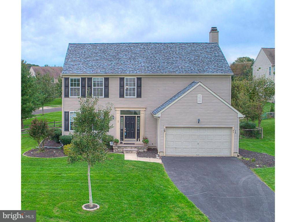 2  DUVAL COURT, Newtown in BUCKS County, PA 18940 Home for Sale