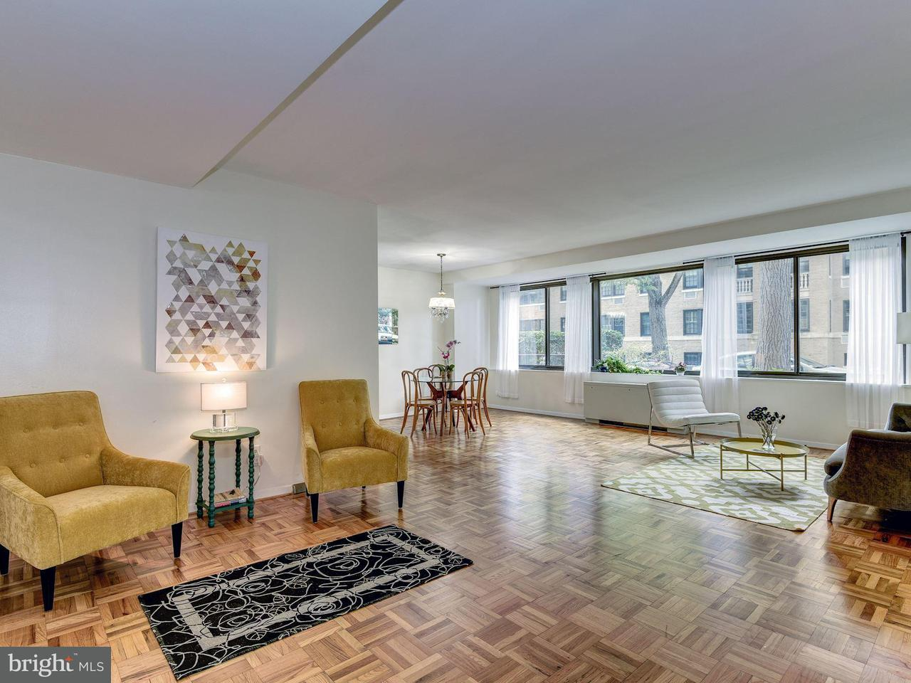 Additional photo for property listing at 4740 Connecticut Ave Nw #108 4740 Connecticut Ave Nw #108 Washington, Distretto Di Columbia 20008 Stati Uniti