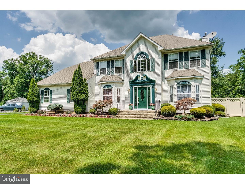 Частный односемейный дом для того Продажа на 28 SERENDIPITY Drive Jackson, Нью-Джерси 08527 Соединенные Штаты