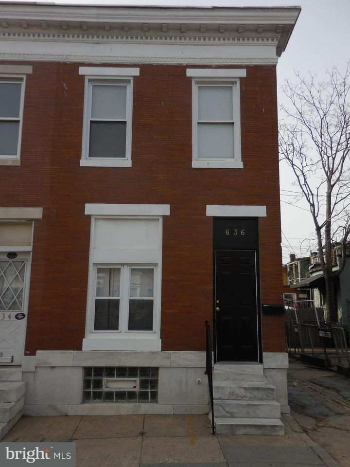 Other Residential for Rent at 636 Kenwood Ave Baltimore, Maryland 21205 United States