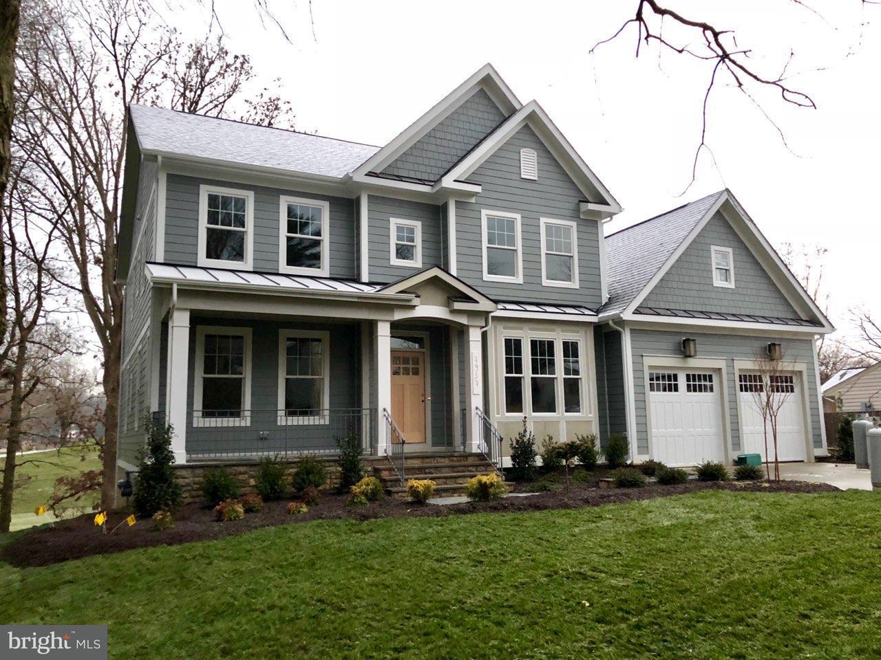 Maison unifamiliale pour l Vente à 7937 Jansen Drive 7937 Jansen Drive Springfield, Virginia 22152 États-Unis