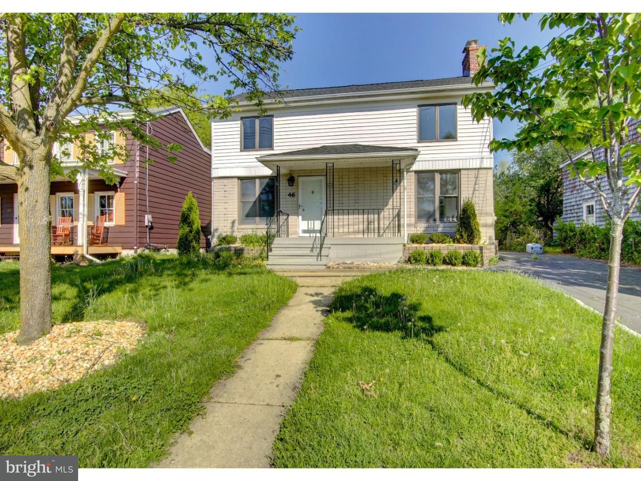 Частный односемейный дом для того Продажа на 46 S MAIN Street Windsor, Нью-Джерси 08561 Соединенные ШтатыВ/Около: Robbinsville Township
