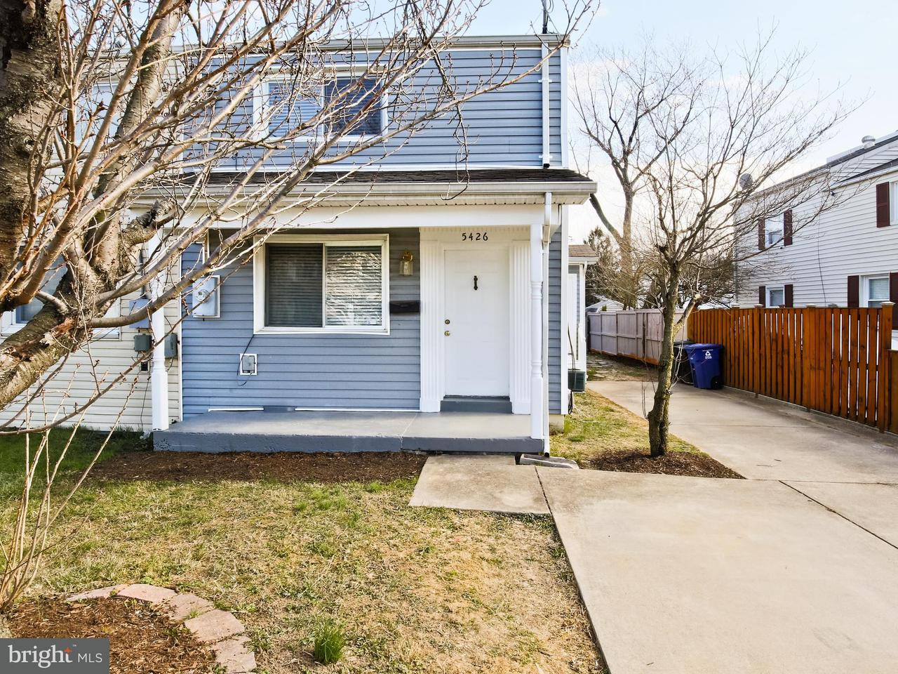 Duplex for Sale at 5426 8th Rd S 5426 8th Rd S Arlington, Virginia 22204 United States