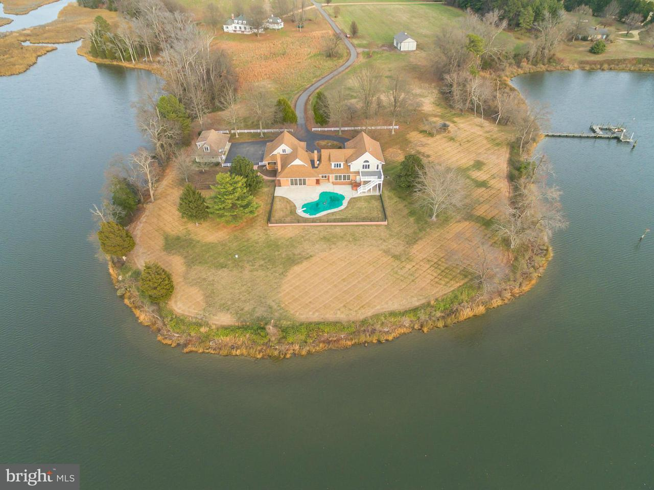 Farm for Sale at 46575 Marshfields Ln Park Hall, Maryland 20667 United States
