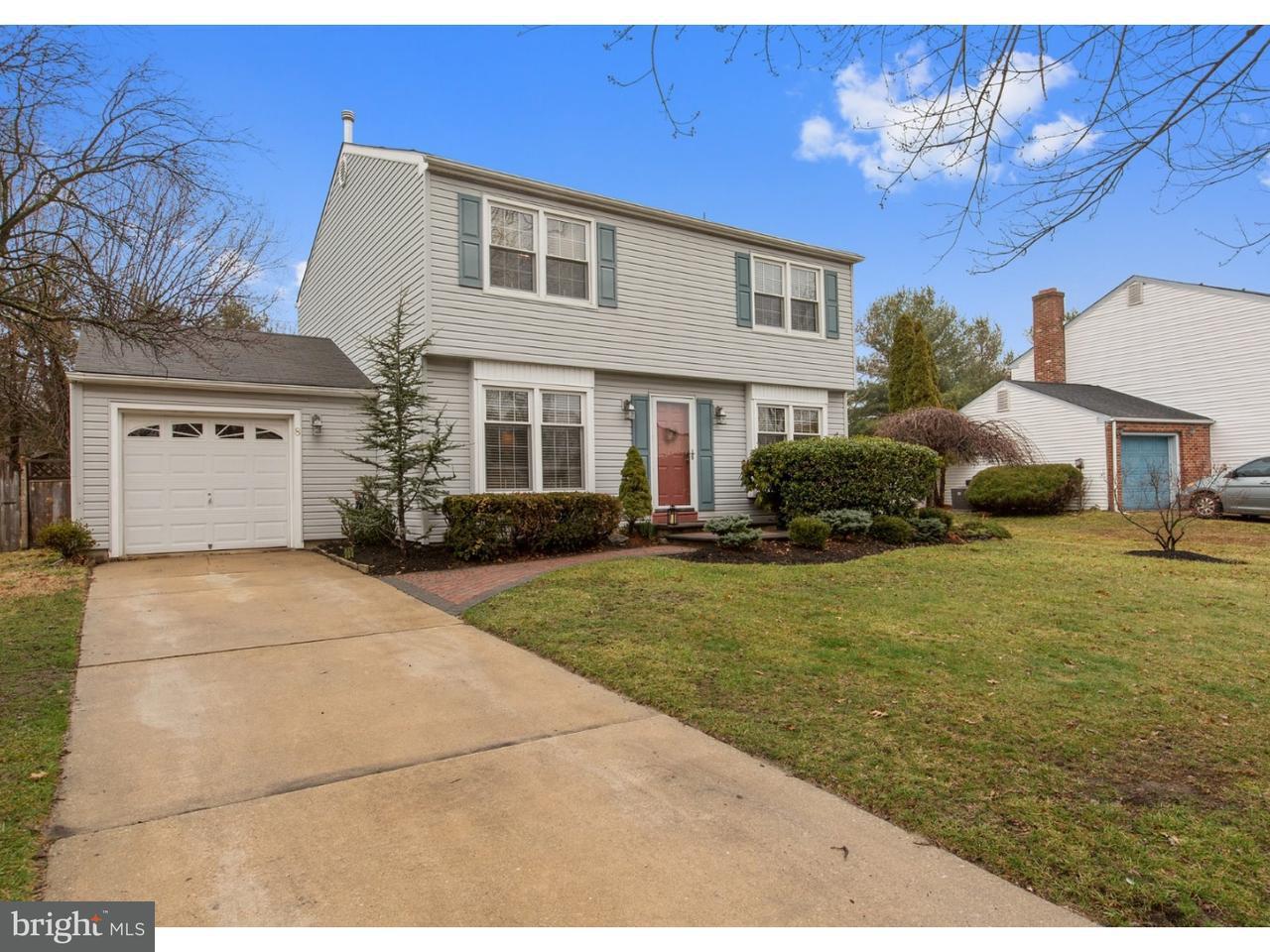 Maison unifamiliale pour l Vente à 8 ADAMS Drive Laurel Springs, New Jersey 08021 États-Unis