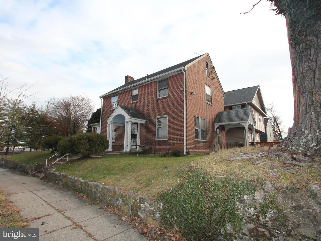 Single Family Home for Sale at 200 Tuckerman St Nw 200 Tuckerman St Nw Washington, District Of Columbia 20011 United States