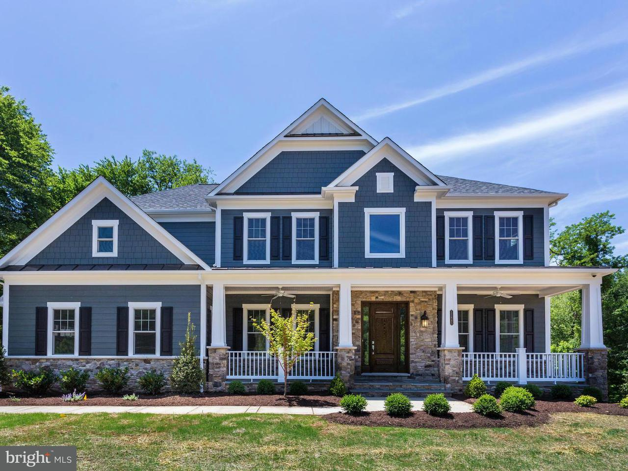 Single Family Home for Sale at 11709 Valley Road 11709 Valley Road Fairfax, Virginia 22033 United States