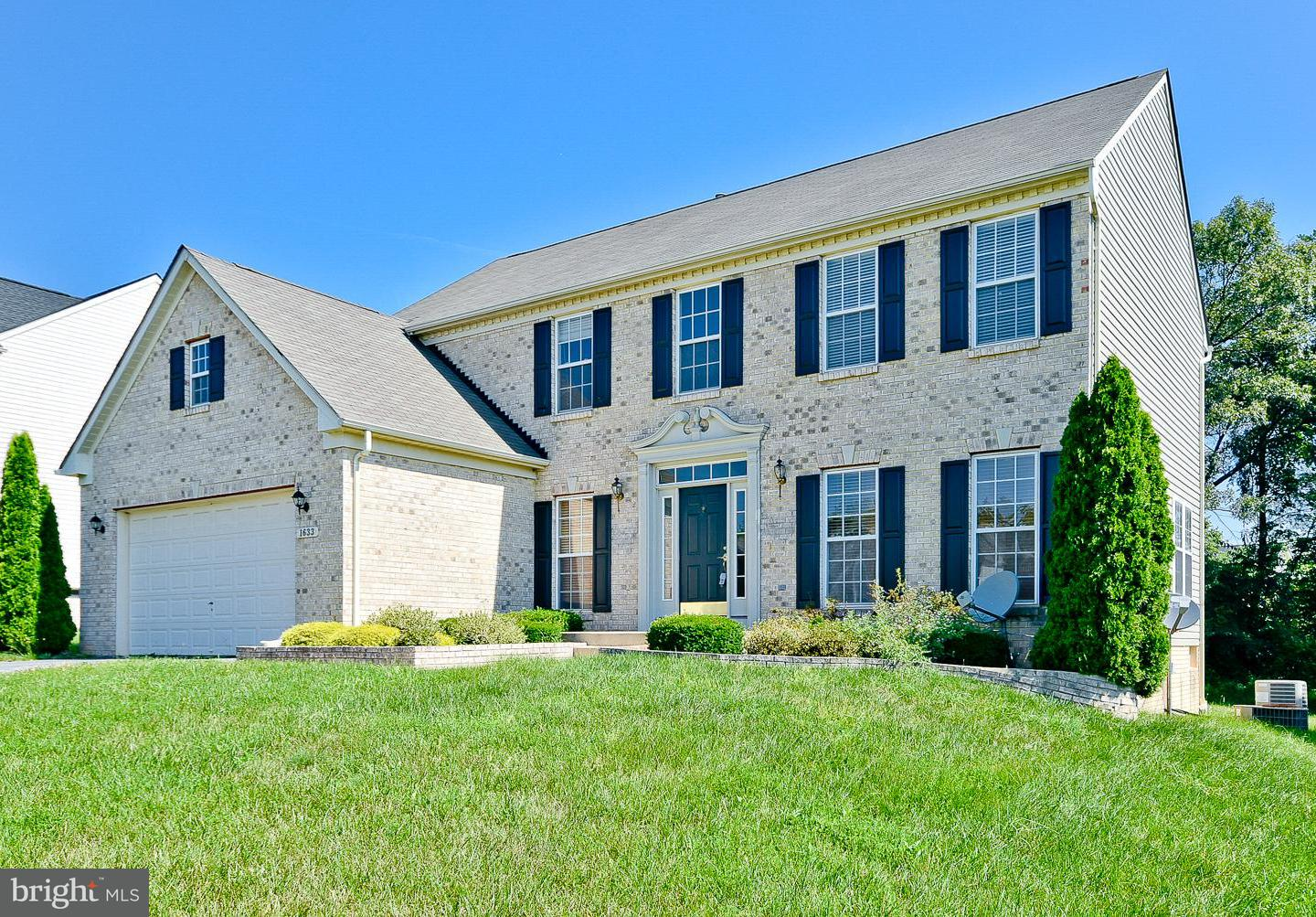 Other Residential for Rent at 1633 Bear Paw Ln Hanover, Maryland 21076 United States
