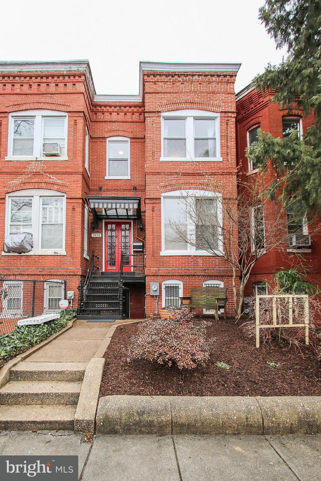 Townhouse for Sale at 1833 Vermont Ave Nw 1833 Vermont Ave Nw Washington, District Of Columbia 20001 United States