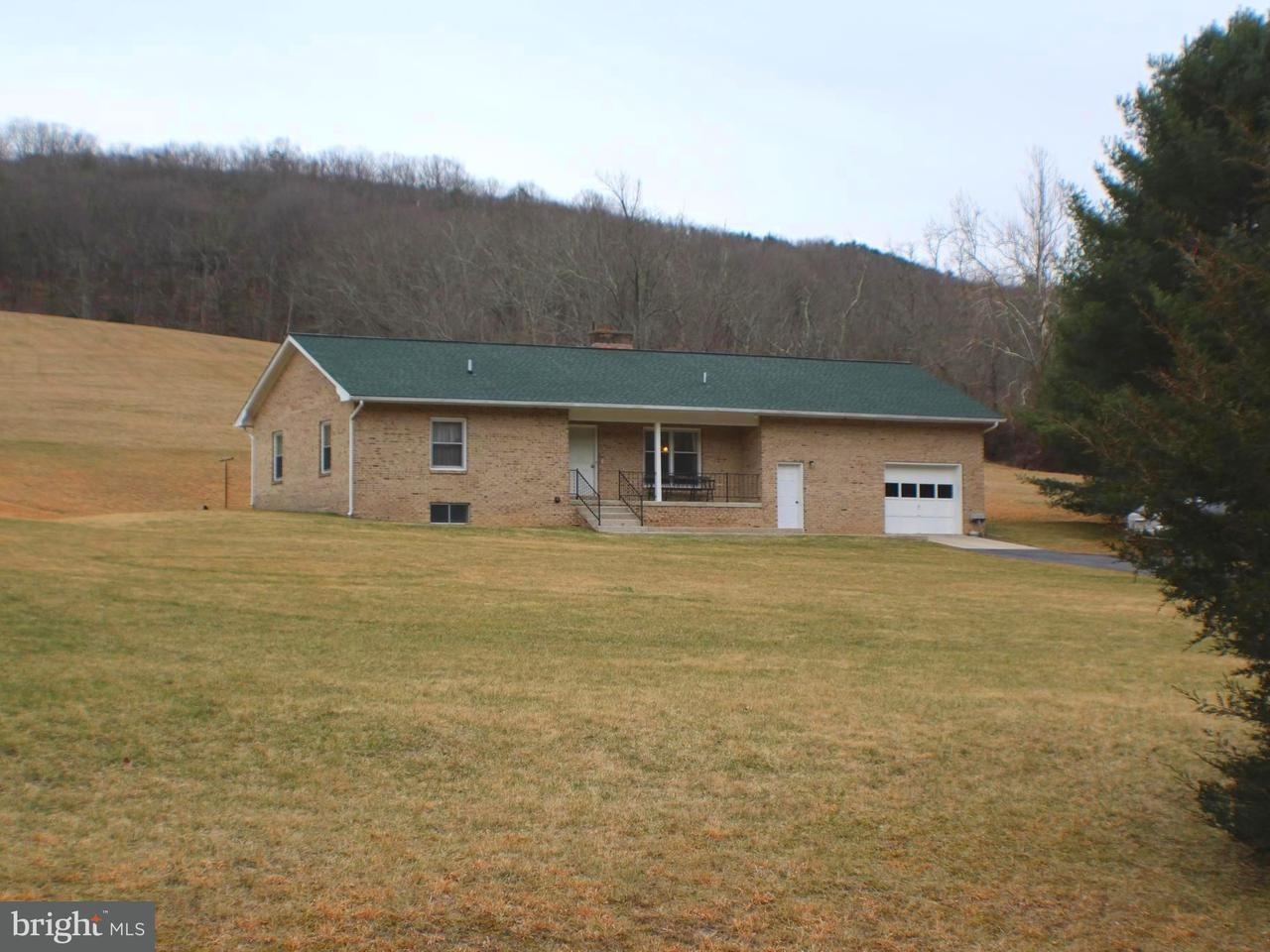 Single Family for Sale at 1012 Mill Gap Rd Lost City, West Virginia 26810 United States