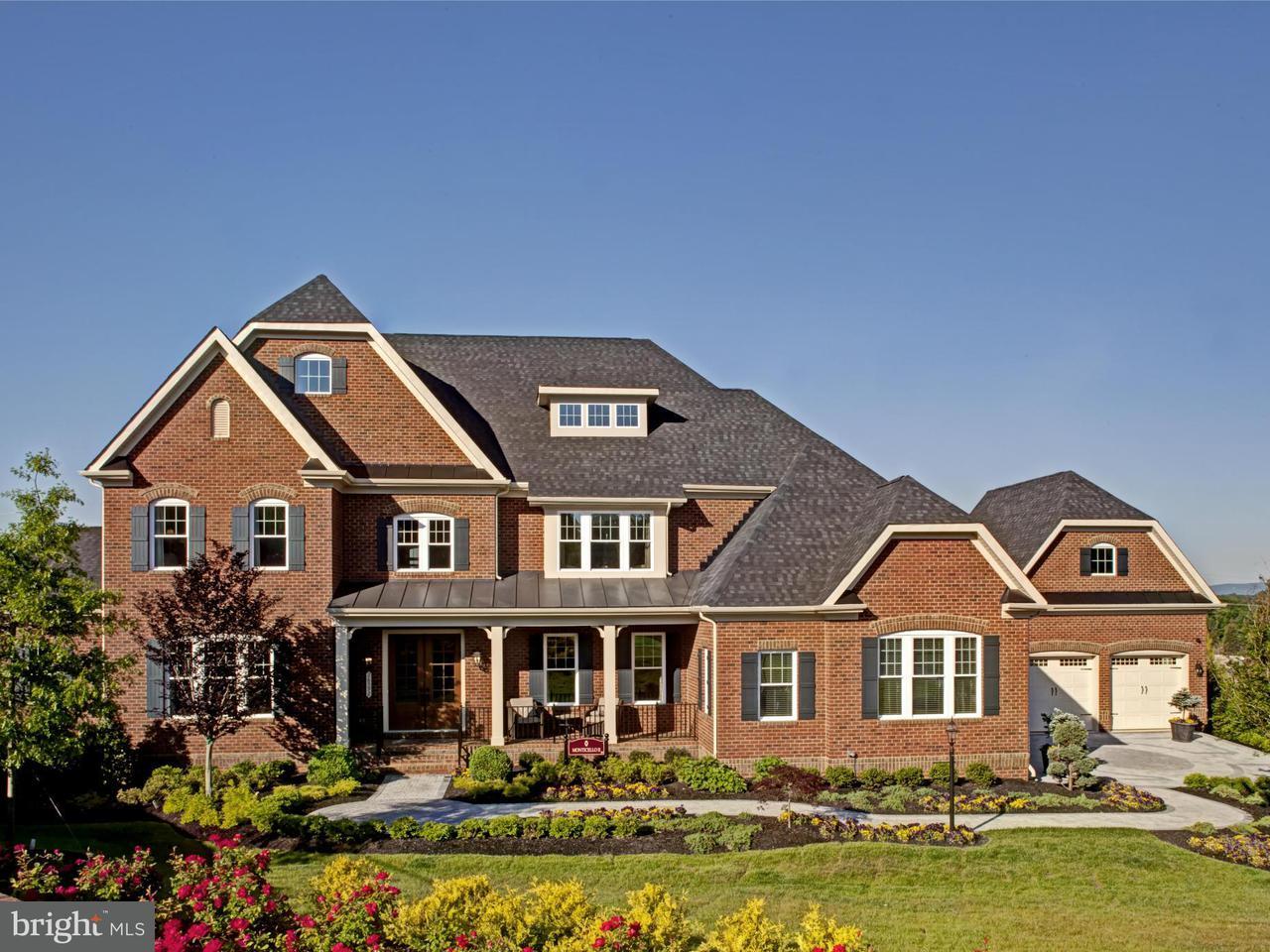 Частный односемейный дом для того Продажа на Marbury Estate Drive Marbury Estate Drive Chantilly, Виргиния 20152 Соединенные Штаты