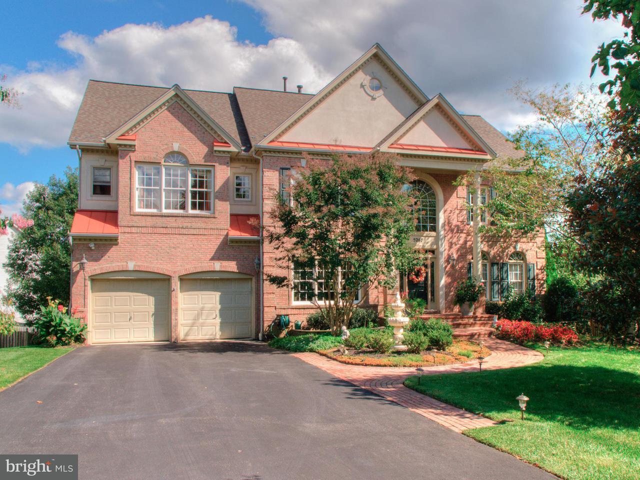 一戸建て のために 売買 アット 5267 Grovemont Drive 5267 Grovemont Drive Elkridge, メリーランド 21075 アメリカ合衆国