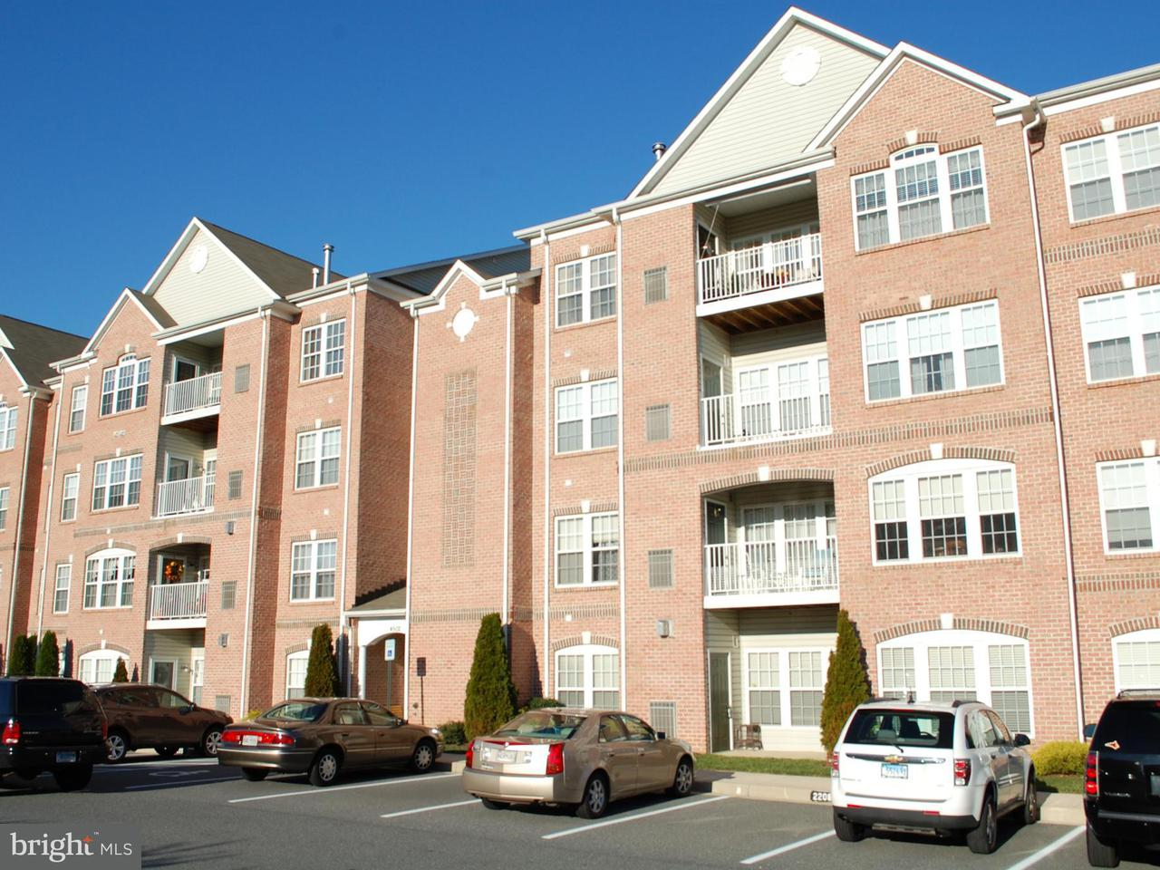 Condominium for Rent at 4502 Dunton Ter #8502d Perry Hall, Maryland 21128 United States