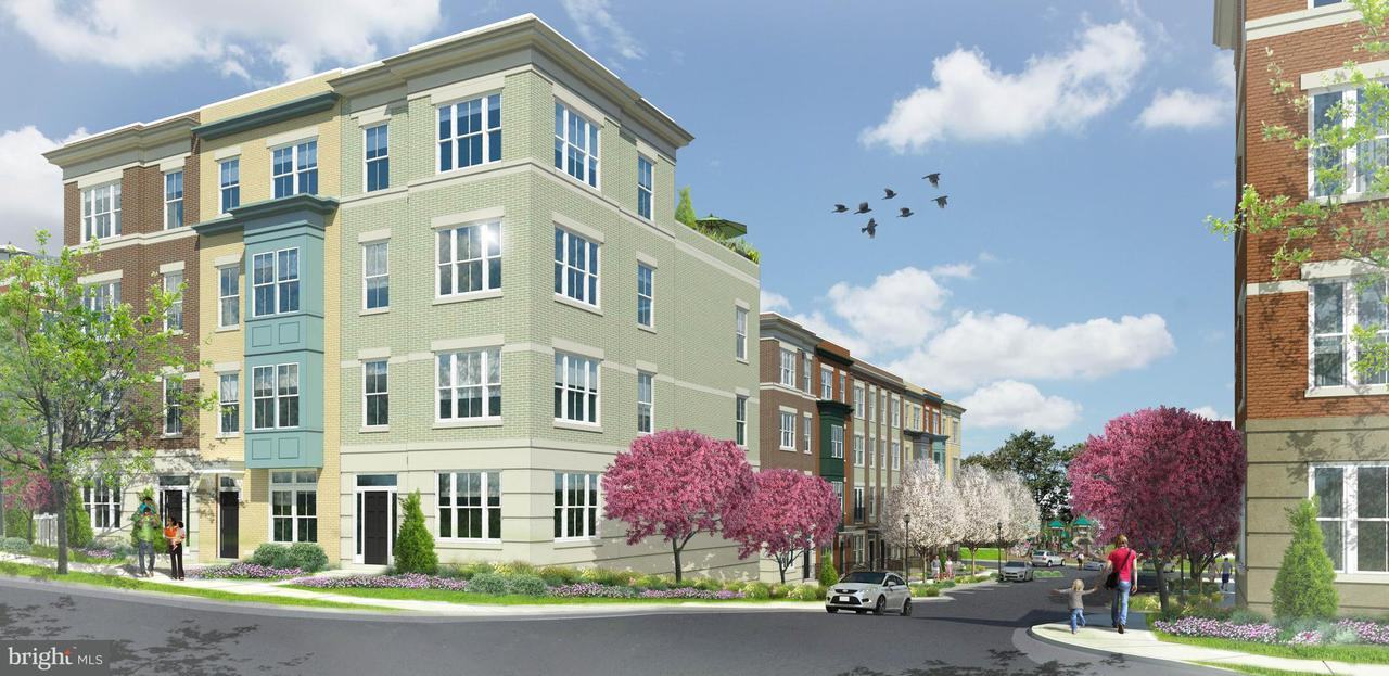 Townhouse for Sale at 1987 Roland Clarke Place 1987 Roland Clarke Place Reston, Virginia 20191 United States