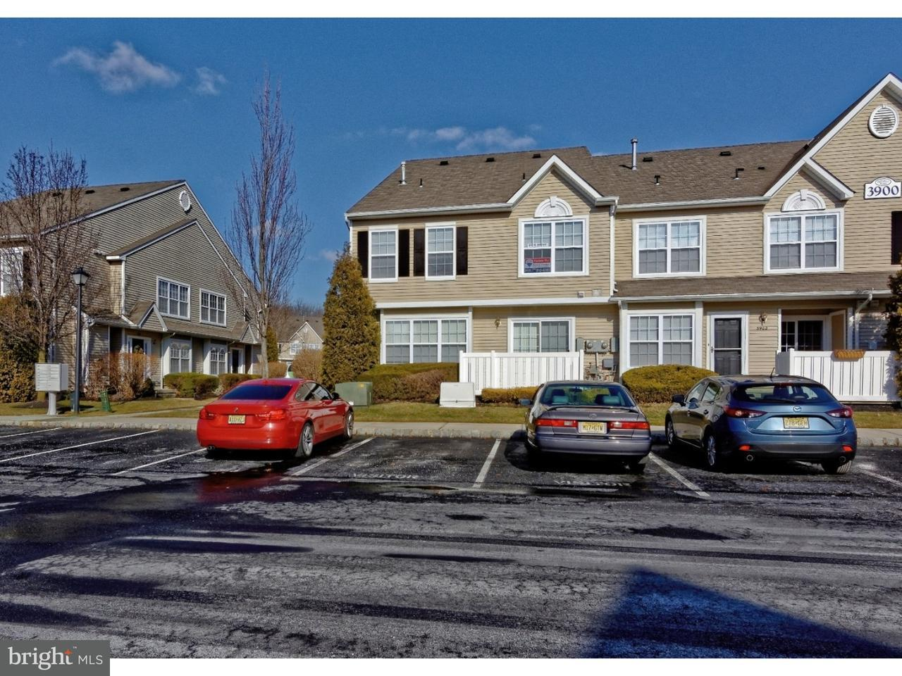 Townhouse for Rent at 3901 BUXMONT Road Marlton, New Jersey 08053 United States