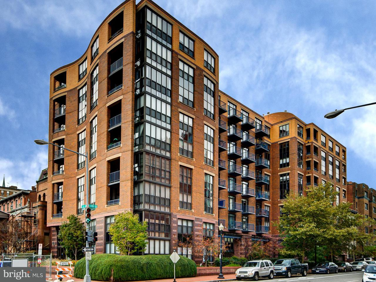 Condominium for Rent at 1001 L St NW #410 Washington, District Of Columbia 20001 United States