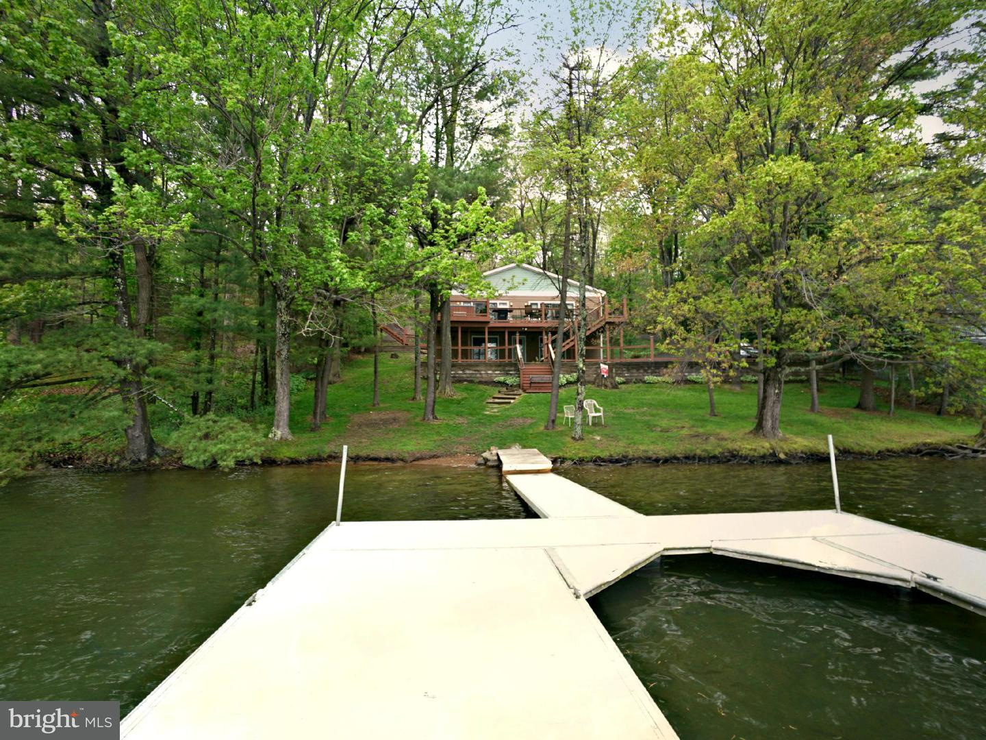 Photo of home for sale at 1294 Glendale Road, Swanton MD