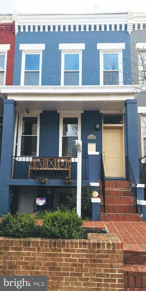 Single Family Home for Sale at 1517 A St Se 1517 A St Se Washington, District Of Columbia 20003 United States