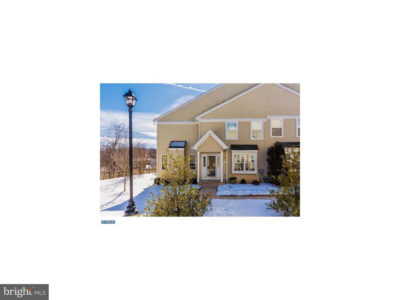 联栋屋 为 出租 在 131 GRANITE LN #1 切斯特斯普林斯, 宾夕法尼亚州 19425 美国