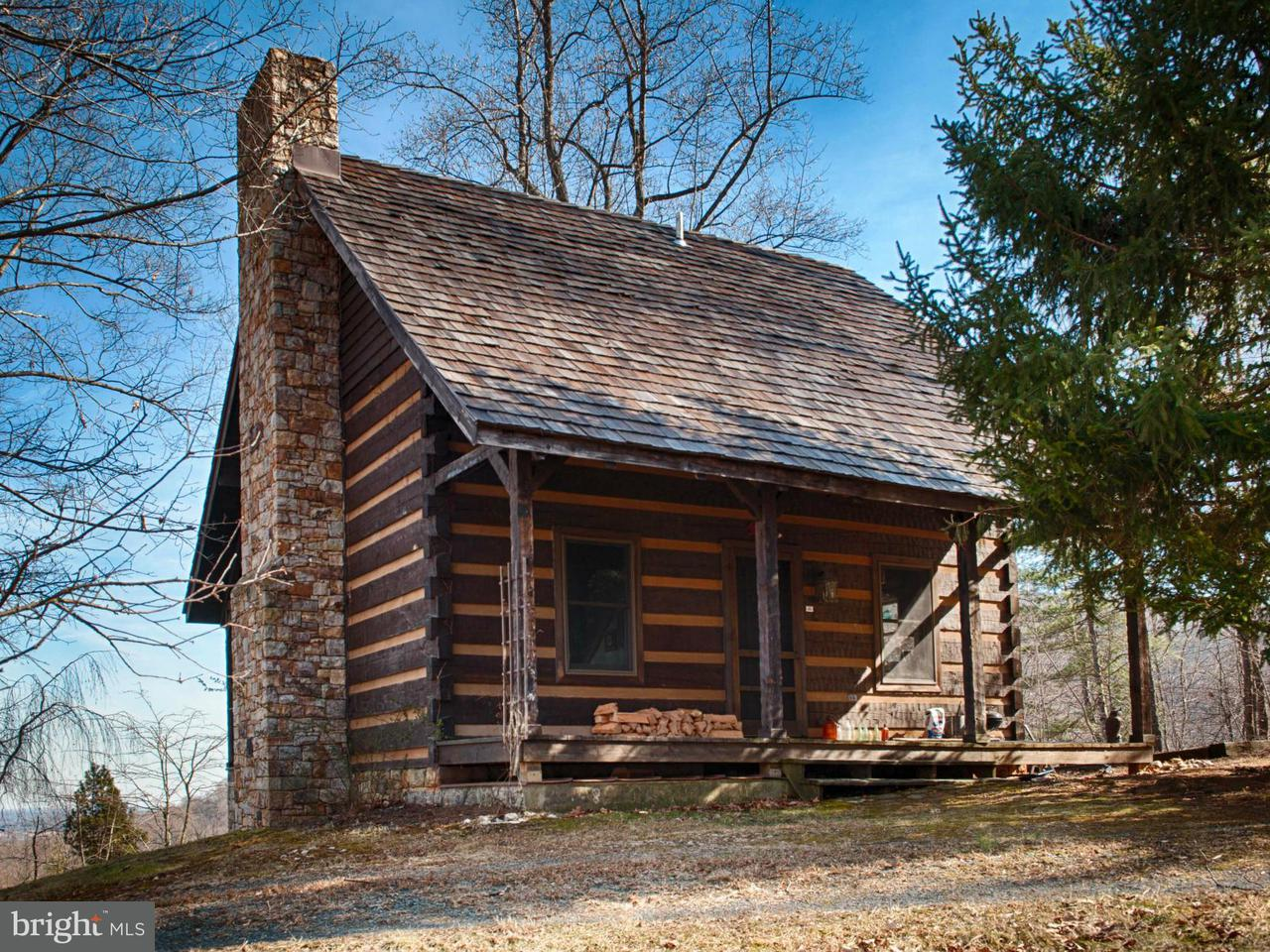 独户住宅 为 销售 在 509 Bessie Bell Mtn Road 509 Bessie Bell Mtn Road Woodville, 弗吉尼亚州 22749 美国