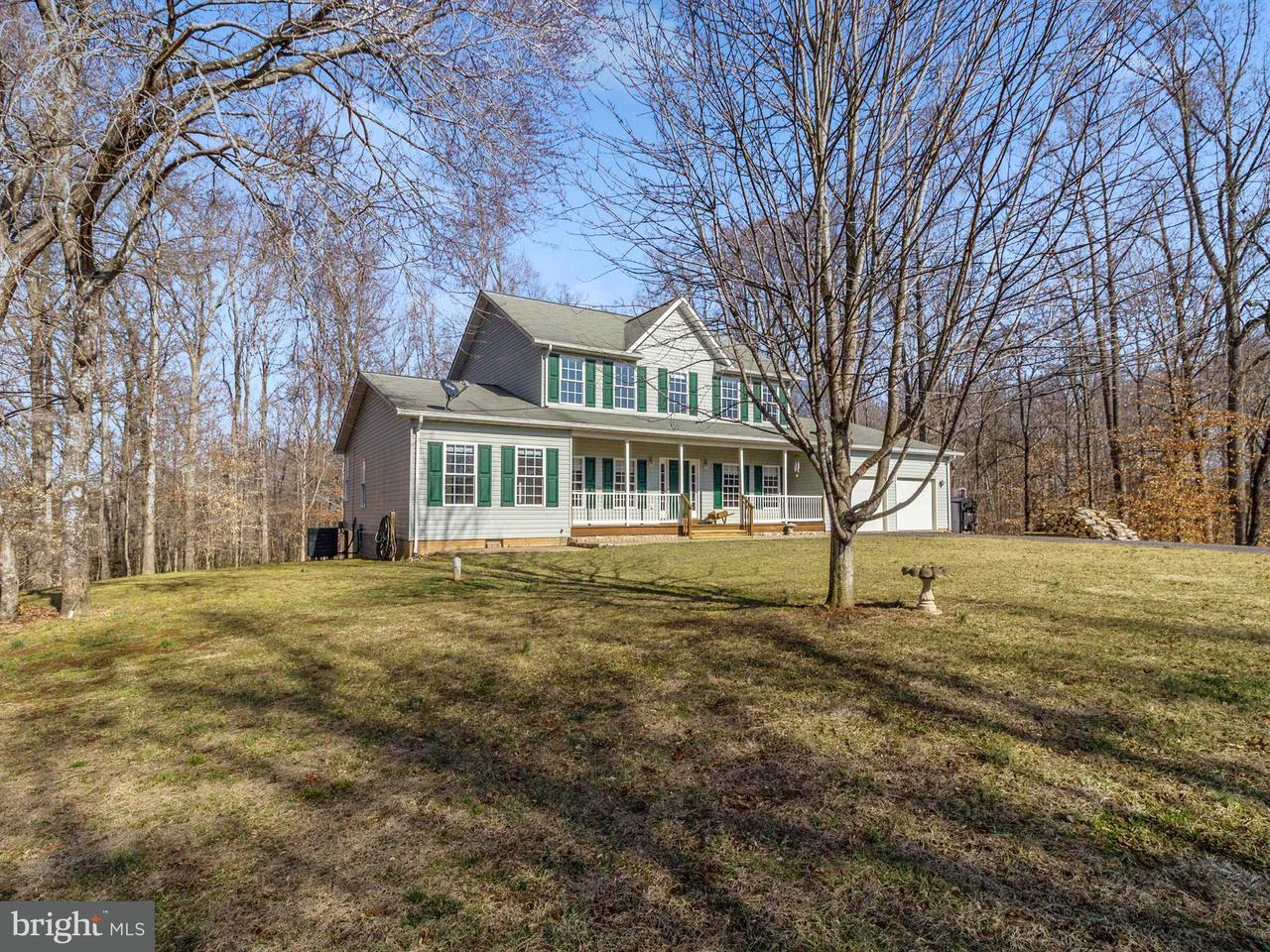 Single Family Home for Sale at 13129 Beechwood Lane 13129 Beechwood Lane Rixeyville, Virginia 22737 United States