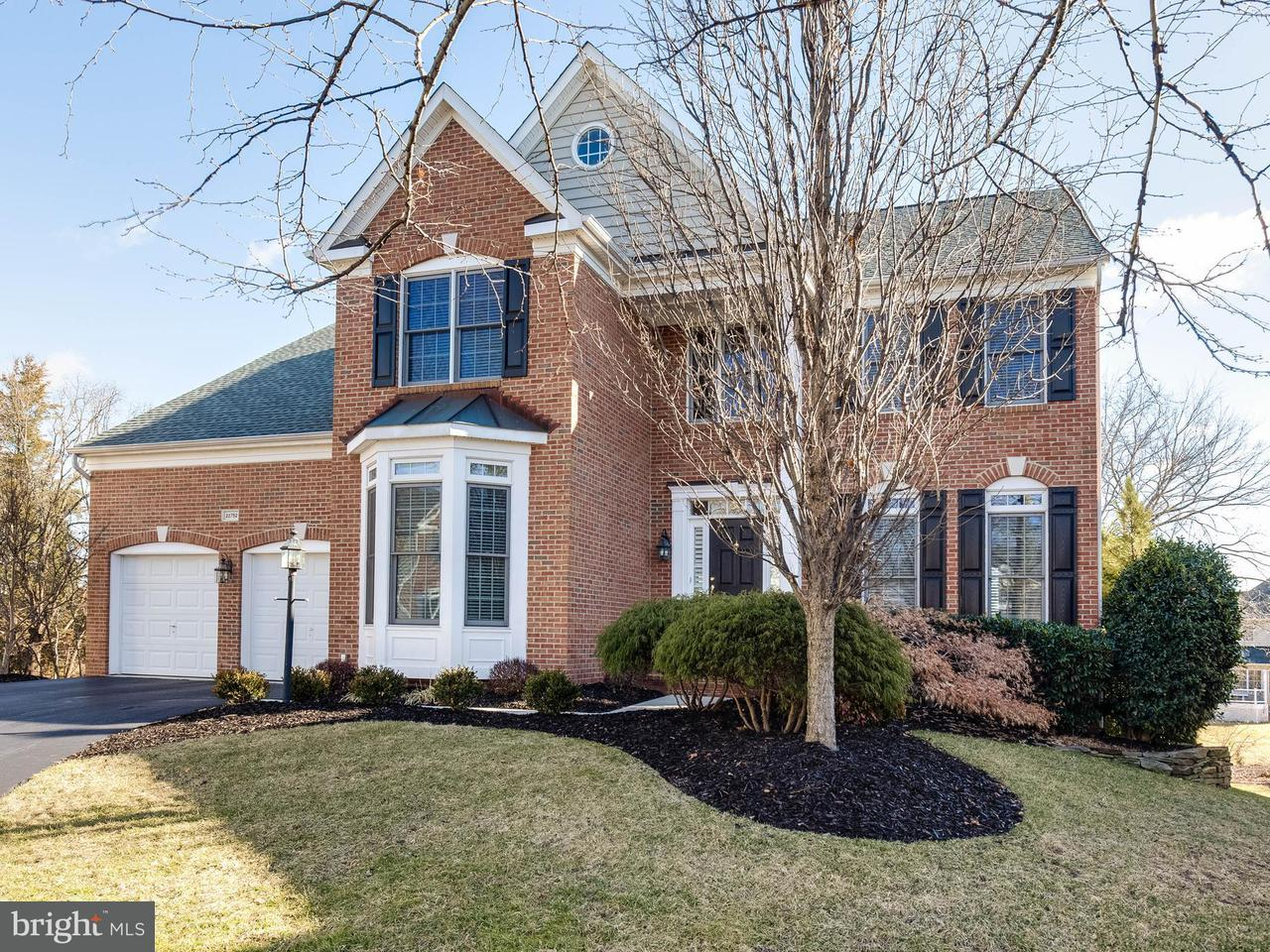 Single Family Home for Sale at 22752 Portico Place 22752 Portico Place Ashburn, Virginia 20148 United States
