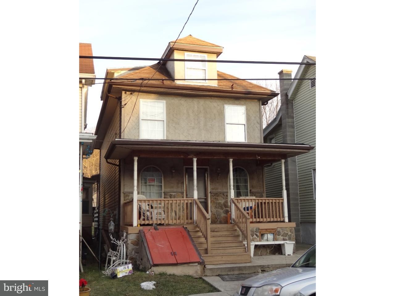 Casa Unifamiliar por un Venta en 88 WASHINGTON Street Middleport, Pennsylvania 17953 Estados Unidos