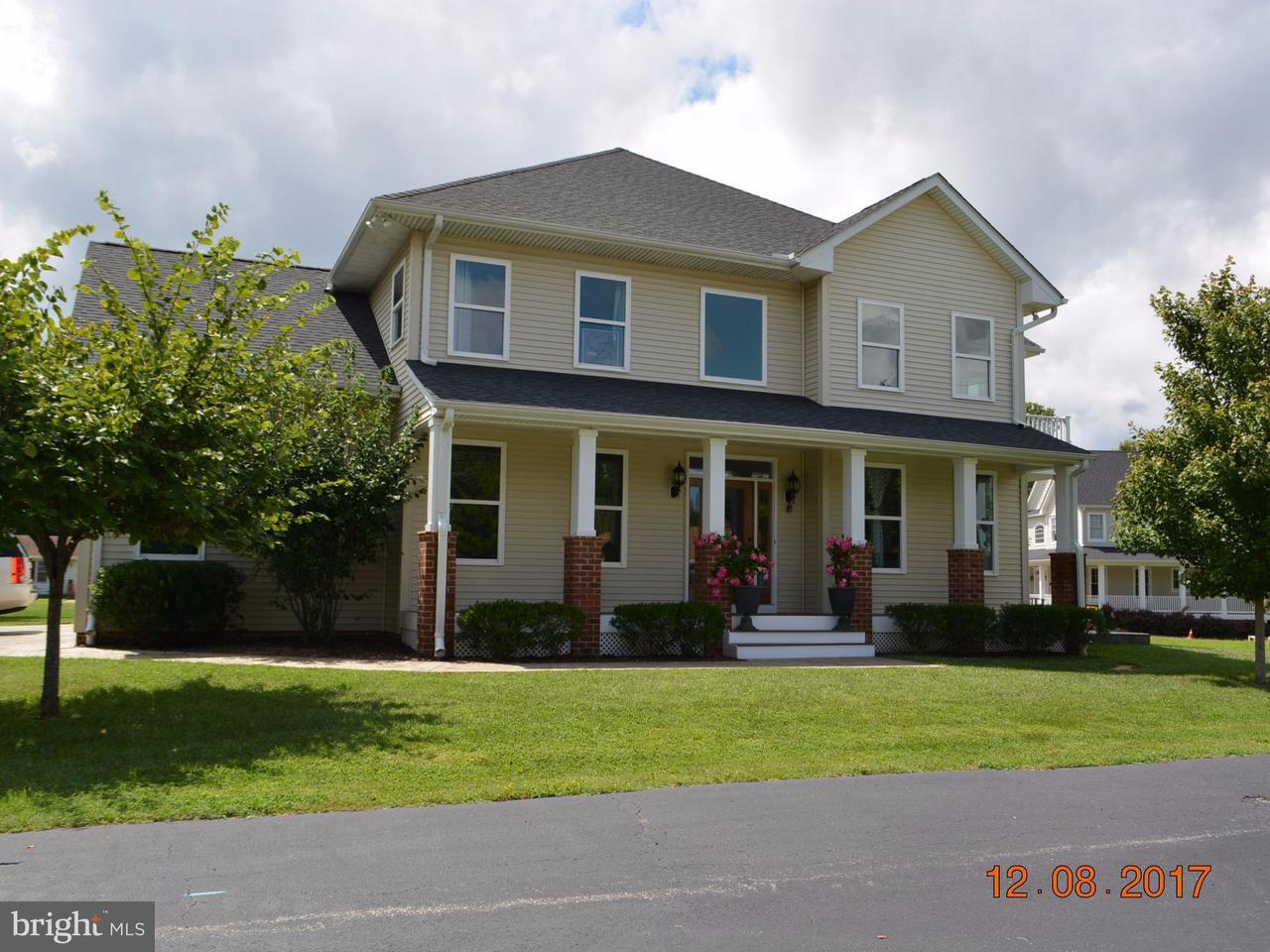 独户住宅 为 销售 在 194 Langley Lane 194 Langley Lane Solomons, 马里兰州 20688 美国