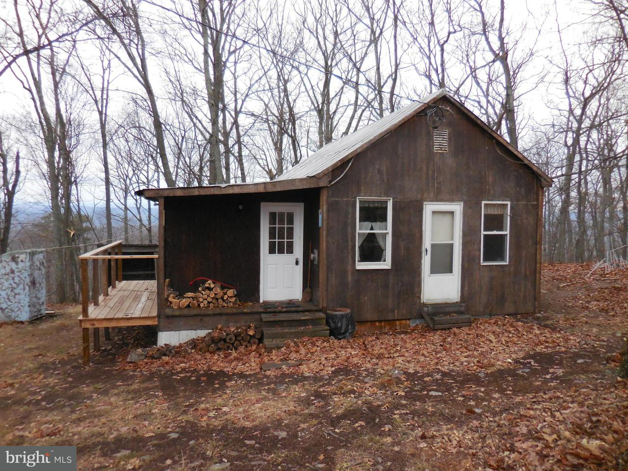 Land for Sale at Off Spring Gap Rd Slanesville, West Virginia 25444 United States