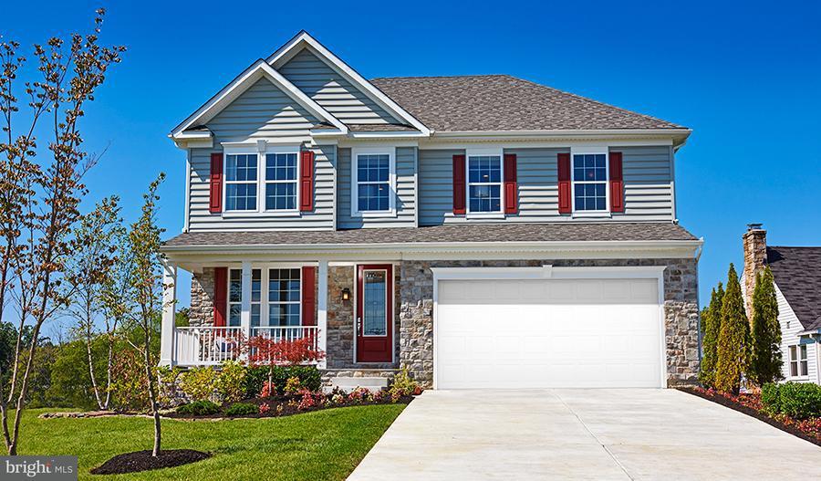 Casa Unifamiliar por un Venta en 5915 Yeagertown Road 5915 Yeagertown Road New Market, Maryland 21774 Estados Unidos