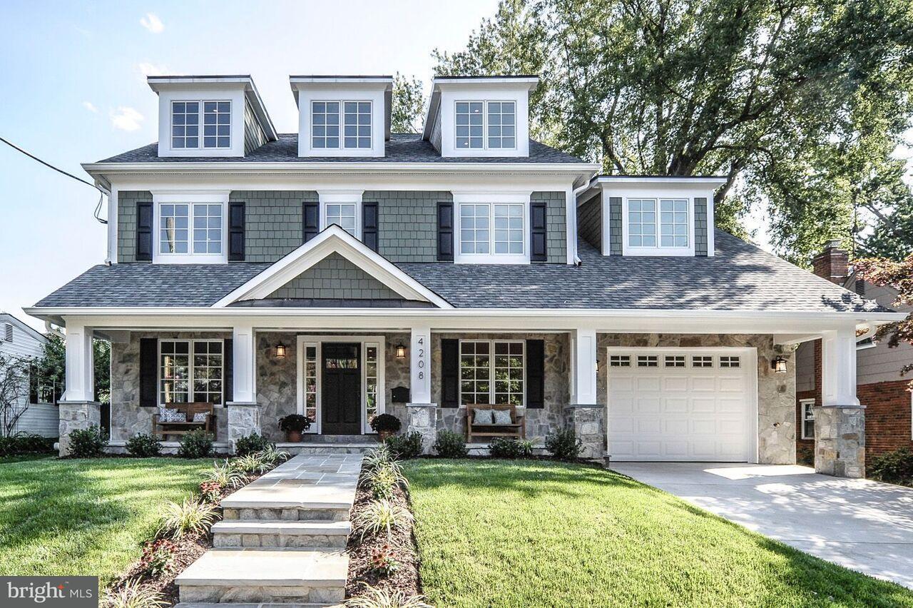 Einfamilienhaus für Verkauf beim 4208 Anthony Street 4208 Anthony Street Kensington, Maryland 20895 Vereinigte Staaten