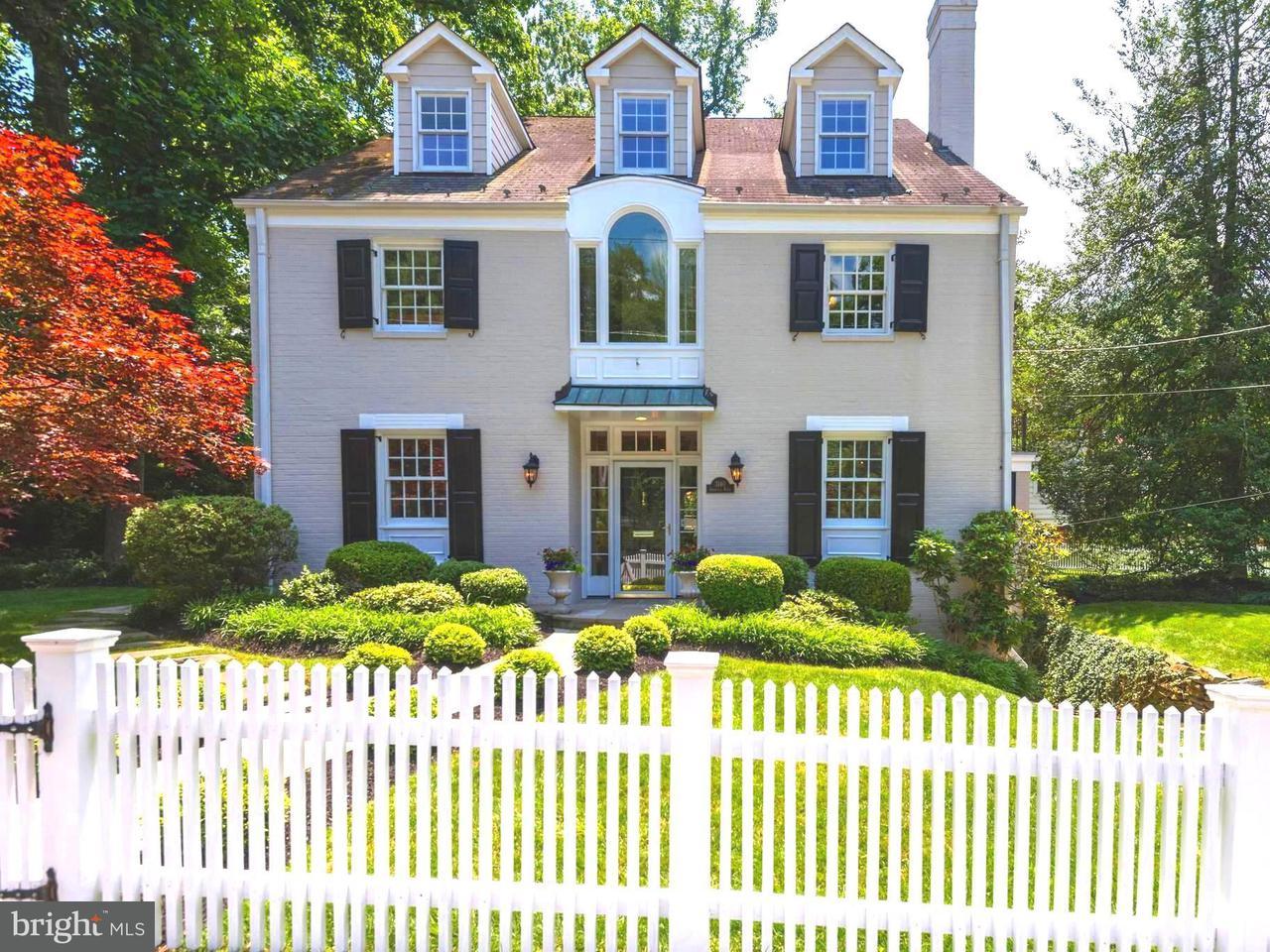 Single Family Home for Sale at 3140 Aberfoyle Pl Nw 3140 Aberfoyle Pl Nw Washington, District Of Columbia 20015 United States