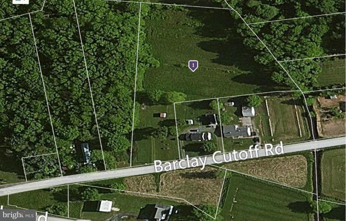 Land for Sale at 115 Barclay Cutoff Rd Barclay, Maryland 21607 United States