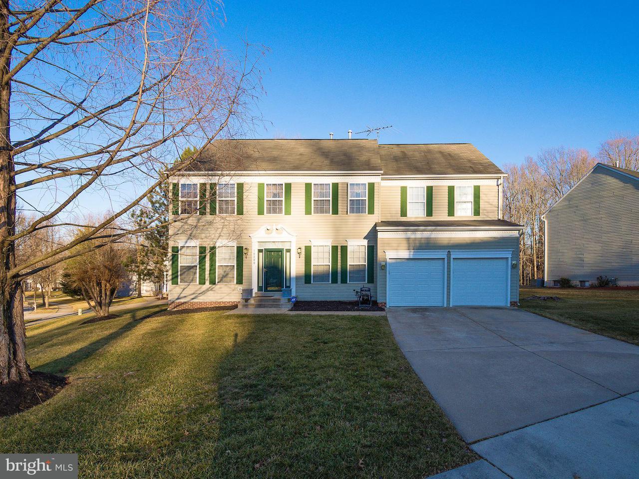 Частный односемейный дом для того Продажа на 10200 Rock Oak Ter 10200 Rock Oak Ter Cheltenham, Мэриленд 20623 Соединенные Штаты