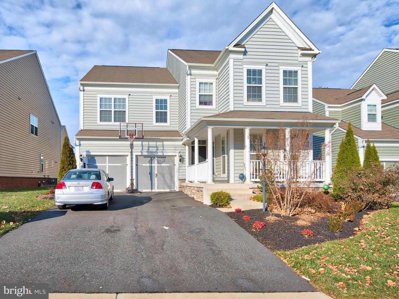 Single Family Home for Sale at 42622 Callalily Way 42622 Callalily Way Ashburn, Virginia 20148 United States