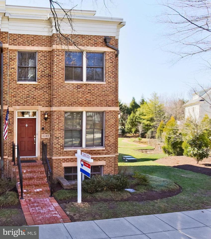 Σπίτι στην πόλη για την Πώληση στο 4460 Macarthur Blvd Nw 4460 Macarthur Blvd Nw Washington, Περιφερεια Τησ Κολουμπια 20007 Ηνωμενεσ Πολιτειεσ